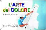 L' arte del colore di Rossi Riccardo