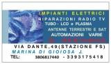 RIPARAZIONI RADIO TV  G.  RESTAGNO
