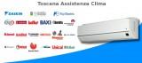 Toscana assistenza clima