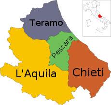Biblioteche regione Abruzzo