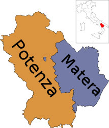 Stazioni ferroviarie regione Basilicata