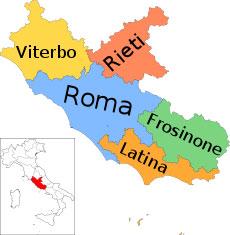 Biblioteche regione Lazio