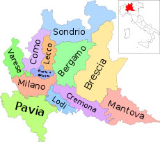 Erboristerie regione Lombardia