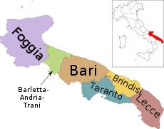 Pompe funebri regione Puglia