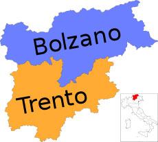 Biblioteche regione Trentino Alto Adige