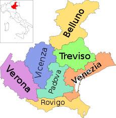 Agenzie di viaggio regione Veneto